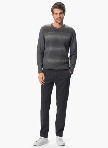 NetWork Slim Fit Pantolon Antrasit